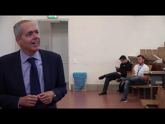 FedCSIS 2019 - prof. George Spanoudakis lecture