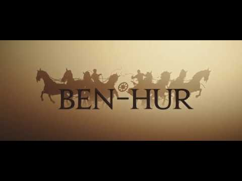 Ben Hur 2016 Ending Credit with Theme Song