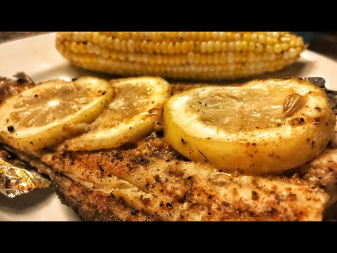 Cooking Redfish The RIGHT WAY! (Amazing)