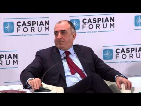Caspian Forum New York 2013 - September 25, 2013 - Full Video