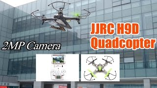 JJRC H9D Quadcopter QuickTesting With 2MP Camera-CooliCool.Com