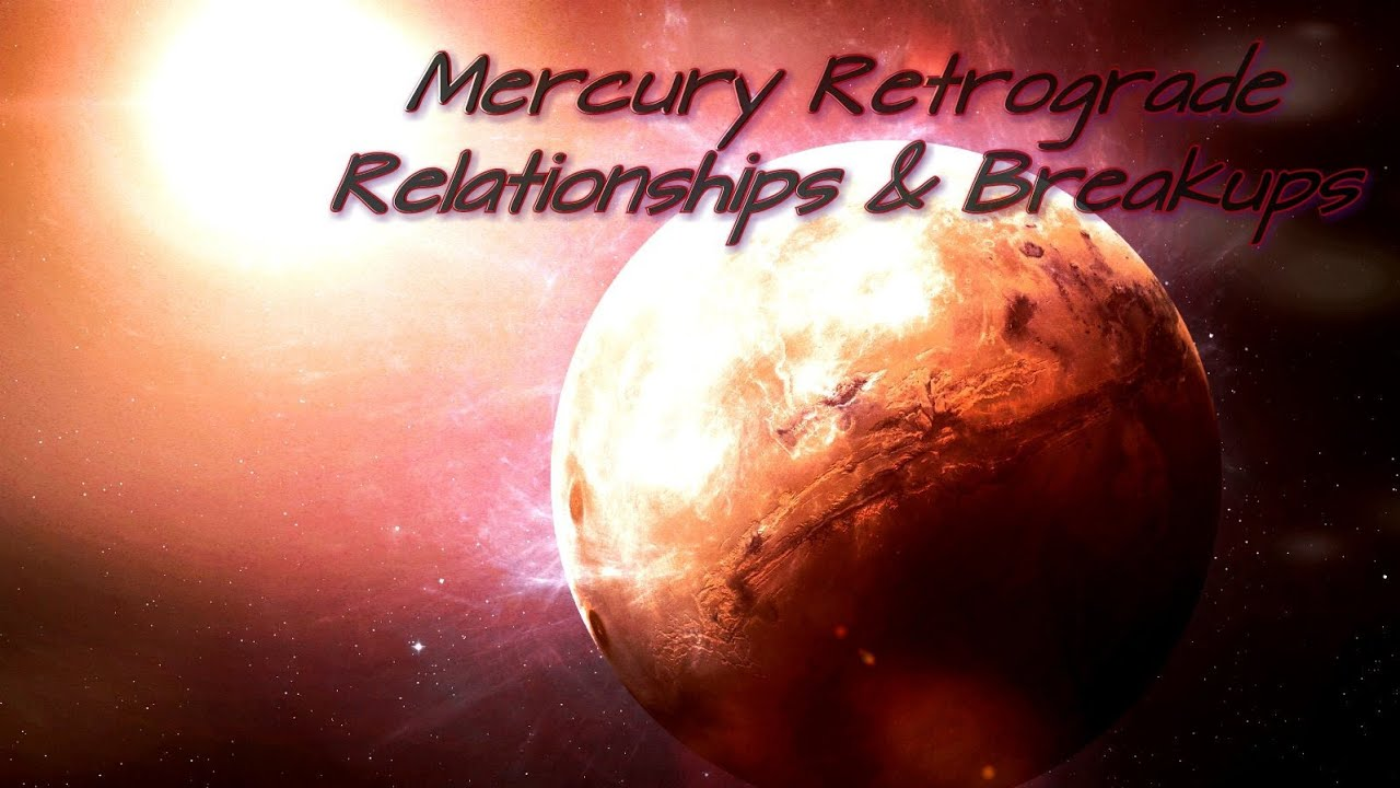 Mercury Retrograde Is Here to Mess With Your Relationship