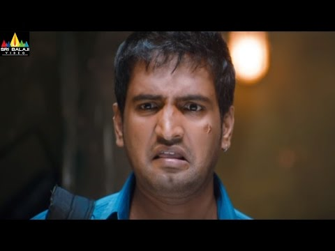 Santhanam Comedy Scenes Back to Back | Telugu Movie Comedy | Sri Balaji Video
