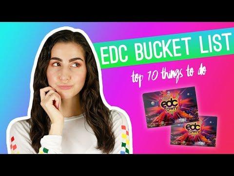 EDC LAS VEGAS BUCKET LIST: TOP 10 THINGS TO DO | QUEENSHIRIN