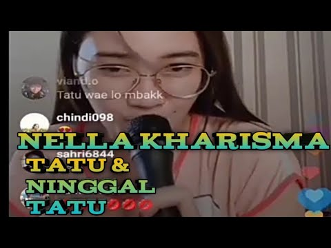tatu-&-ninggal-tatu-live-streaming-ig-nella-kharisma