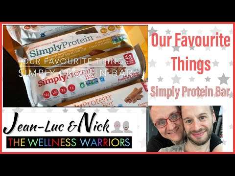 Our Favourite Things: Simply Protein Bar
