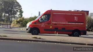 véhicule des sapeurs-pompiers du SDIS NORD