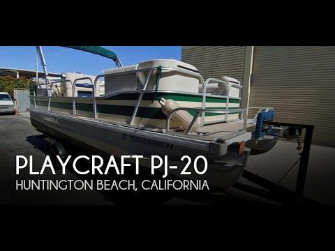[SOLD] Used 1988 Playcraft PJ-20 In Huntington Beach, California