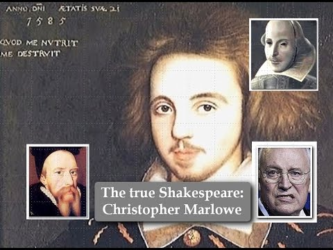 The true Shakespeare Christopher Marlowe