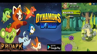 Kids Game Vui - Pokemon Go - Dynamons World