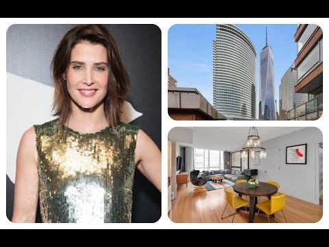 ★ See Inside Cobie Smulders 'S Battery Park City Apartment | HD