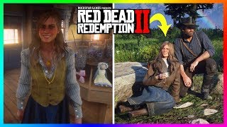 What Happens If Arthur Follows Sadie Into The Store In Red Dead Redemption 2? (SECRET Encounter)
