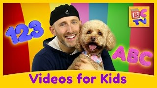 Educational Videos For Kids | Brain Candy TV Channel Trailer