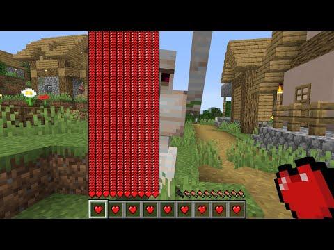 เมื่อปั้มเลือด!? จากการกิน   Minecraft