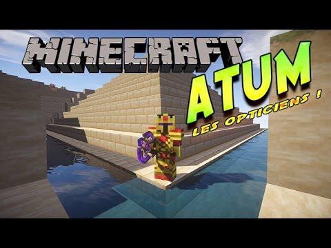 [FR]-Atum : Présentation de mods-[Minecraft 1.7.10]