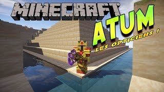 Скачать Atum: Journey into the sands для Minecraft 1.7.10