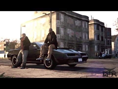 Watch Dogs - All New Gameplay: Out Of Control Trailer - [HD]