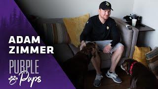 Purple Pups Featuring Adam Zimmer | Minnesota Vikings