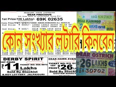 Lottery Formula    Wining Daily Lottery    Bangla   
