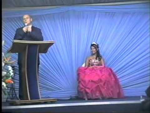 Cerimônia dos 15 anos de Dayane Barreto ( Parte 1 )
