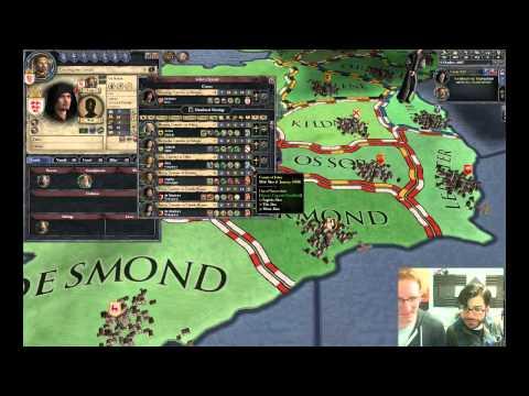 Idle Thumbs Plays: Crusader Kings II, Part 1