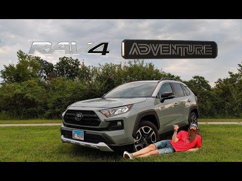 FAST 5   2019 Toyota RAV4 - Wisconsin Test