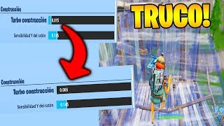 NEW TIP *REAL* to ACTIVATE TURBO BUILDING AGAIN!! 🚫 FORTNITE PRO TIPS😱