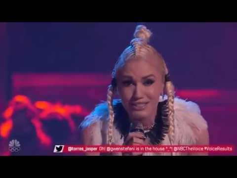 Gwen Stefani - Misery (The Voice 2016).mp4