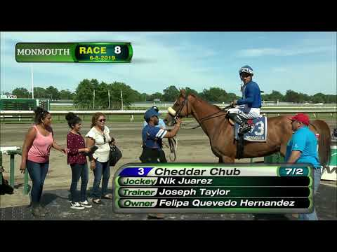 video thumbnail for MONMOUTH PARK 6-8-19 RACE 8