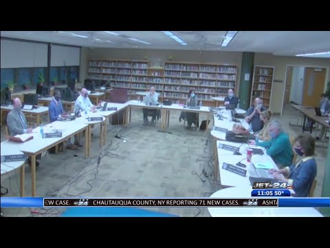 Millcreek School Board discusses plans on the Erie County Technical School renovation