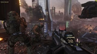 Call of Duty Advanced Warfare 60FPS PC Gameplay #1 | 1080p