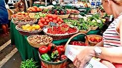 The BEST Farmer's Market in Miami!