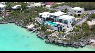 TC Villas // Caicos Cays // Luxurious Turks & Caicos Waterfront on Chalk Sound