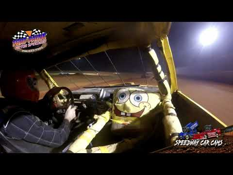#00 James Spongebob Jenkins - bomber - 9-22-18 Fort Payne Motor Speedway - In Car Camera