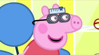 Свинка Пеппа на русском все серии подряд | Кто как видит | Мультики