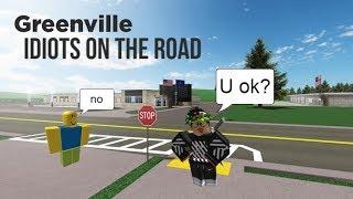 ROBLOX - France Idiots sur la route - Greenville