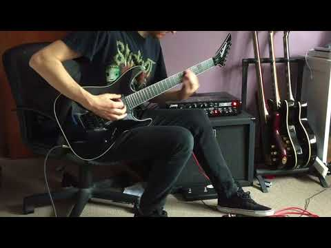 Jackson Mick Thomson SL2 Signature Guitar SOUND TEST