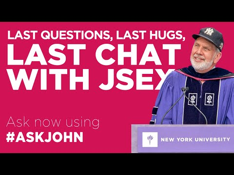 (The Last) Chat with John Sexton