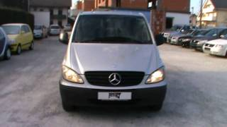 2003 Mercedes Vito 111 CDI LWB Full Review,Start Up, Engine, and In Depth Tour(, 2011-01-02T10:39:17.000Z)