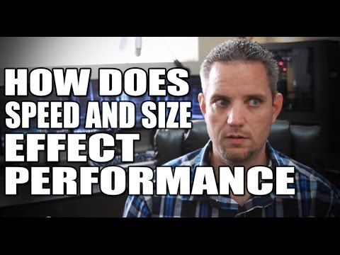 Video Card VRAM Testing! How Speed and Size Affect Performance!