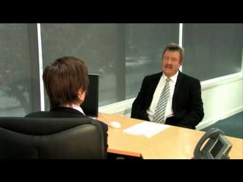 Video 3: Good interviewee: Transport worker transitioning to a training role
