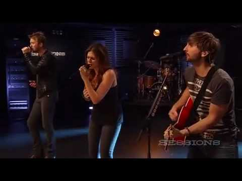 Lady Antebellum - Need You Now (LIVE AOL Sessions HQ)