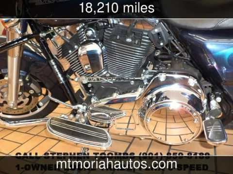 Mt Moriah Auto Sales >> 2009 HARLEY DAVIDSON FLHX D&D FATCAT EXHAUST 1-OWNER Used ...