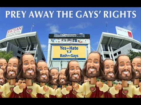 Is God a Homophobe ?