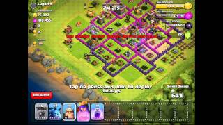 Clash of Clans - 8 Million of Hard Earned Gold! (Clash of Clans Raid)