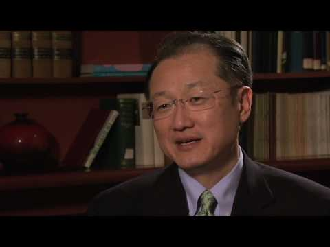 Why I became a doctor - Dartmouth President-elect Jim Yong Kim