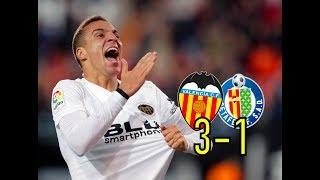 ¡QUÉ LOCURA! Así narró la remontada del Valencia 3-1 Getafe en COPE Rubén Martín