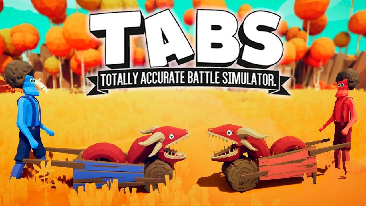 КТО ПОБЕДИТ? СЕКРЕТНЫЕ ЮНИТЫ против СЕКРЕТНЫХ ЮНИТОВ - Totally Accurate Battle Simulator (TABS/ТАБС)