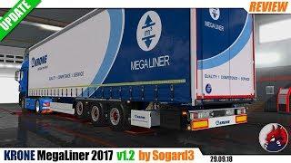 "[""Euro Truck Simulator 2"", ""mods"", ""trailer mod"", ""Krone MegaLiner 2017"", ""by Sogard3""]"