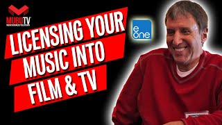 How To License Your Music Into Film & Television – Mick Lloyd – MUBUTV - SE.3 EP.37